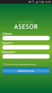 Portal Asesor - screenshot thumbnail