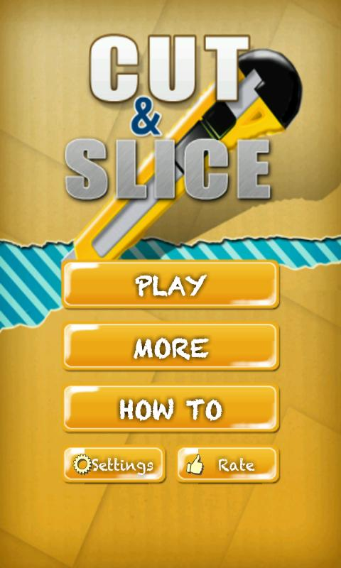 Cut and Slice- screenshot