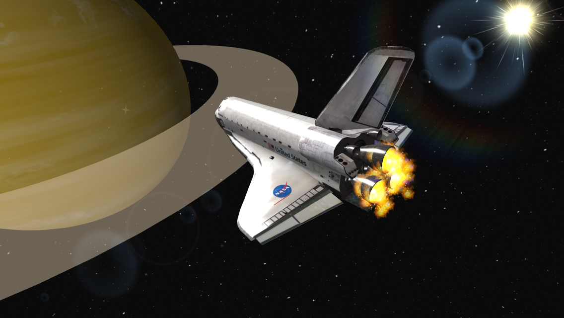 Space Shuttle Simulator HD - Android Apps on Google Play