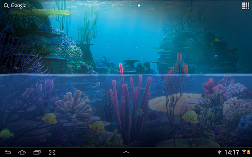 Fish Tank Live Wallpaper