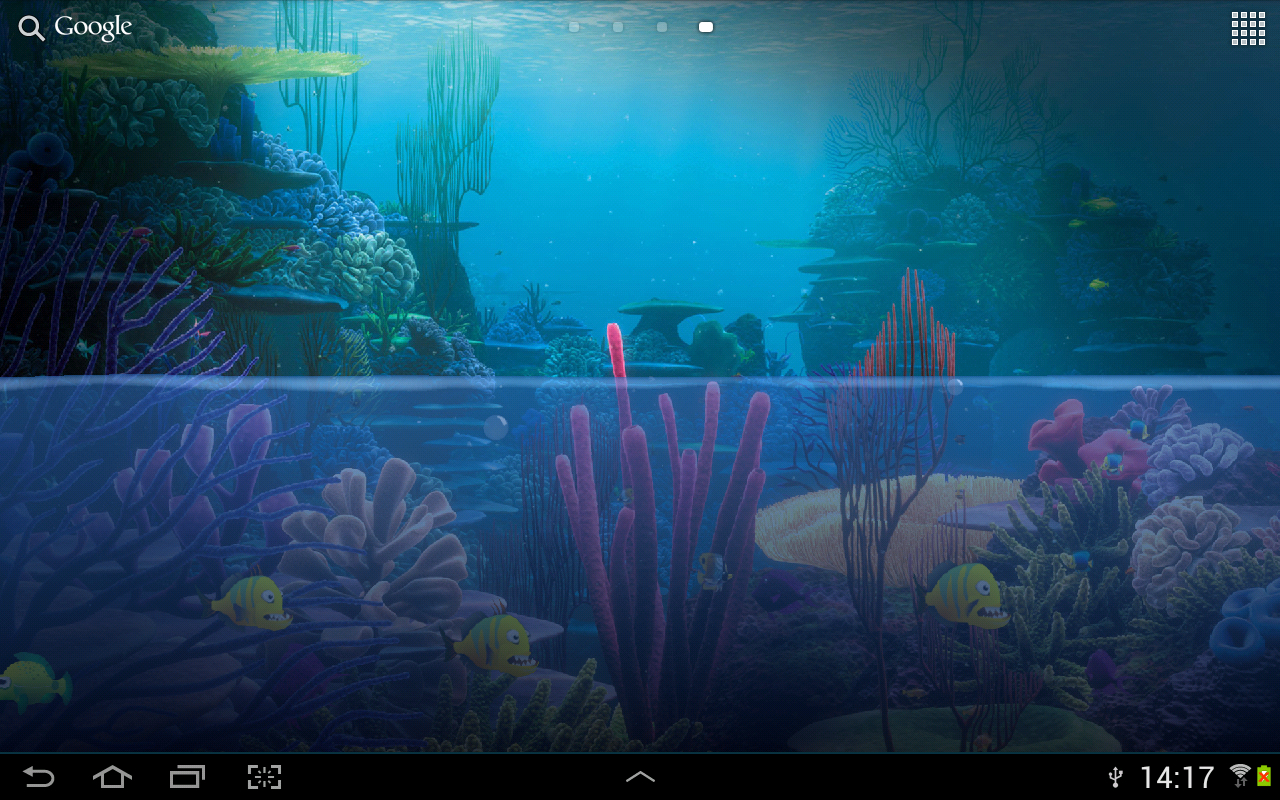 Zombie fish tank youtube - Fish Tank Live Wallpaper Screenshot
