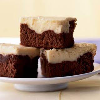 Cream Cheese Brownies.