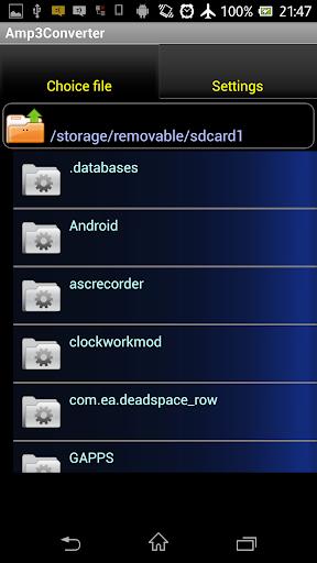 玩免費媒體與影片APP 下載MP3转换器Amp3Encoder app不用錢 硬是要APP