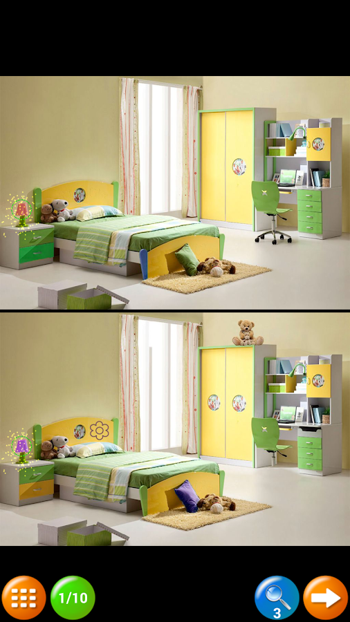 Find The Differences Rooms Android Apps On Google Play