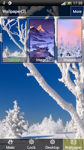 Winner Snow Lock & Wallpaper screenshot 7