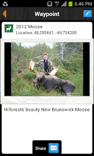 iHunter New Brunswick screenshot