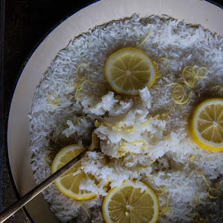 Lemon Rice.