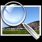 Zoom Photo Game icon