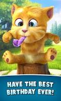 Screenshot of Talking Ginger 2