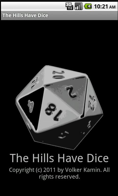 The Hills Have Dice- screenshot
