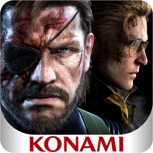动作のMETAL GEAR SOLID V: GZ LOGO-記事Game