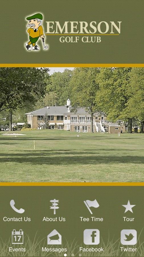 Emerson Golf Club- screenshot