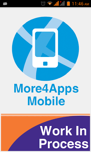 More4Apps Work In Process