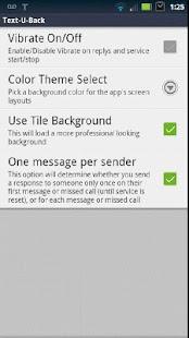 Text-U-Back- screenshot thumbnail