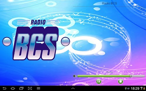 Radio BCS- miniatura screenshot