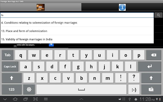Foreign Marriage Act 1969 APK