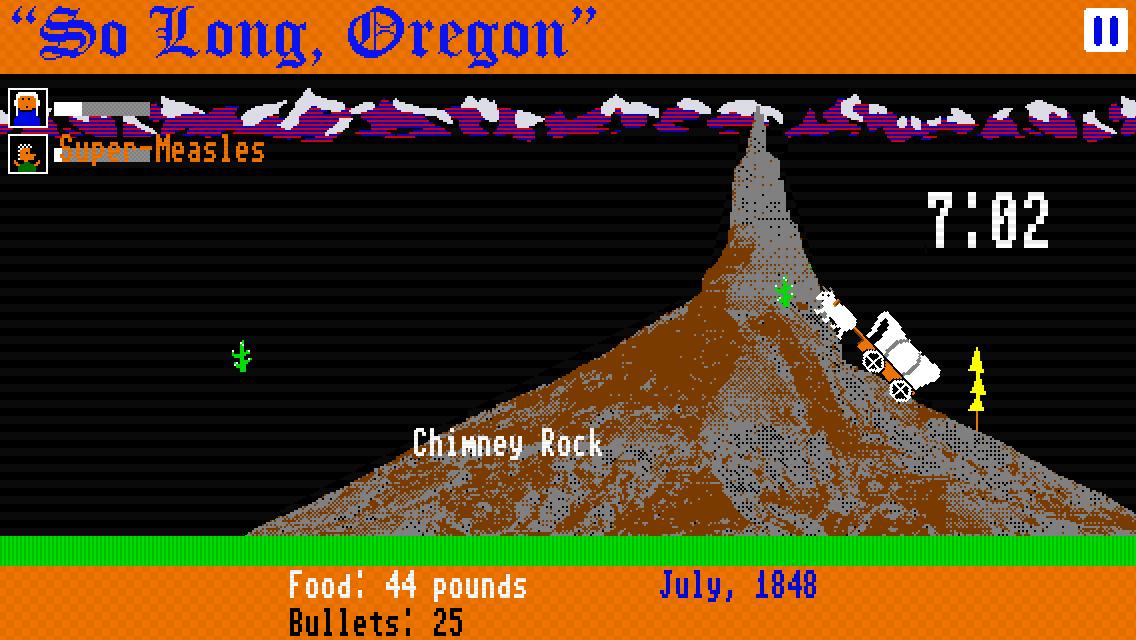 So Long, Oregon! screenshot #4