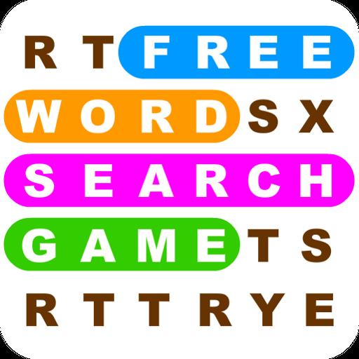 Word Search Game - Free 拼字 App LOGO-硬是要APP