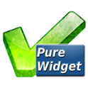 DGT GTD Pure Widget plugin icon