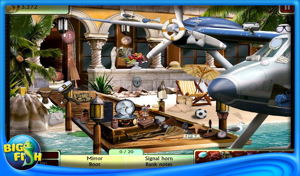 100% Hidden Objects- screenshot