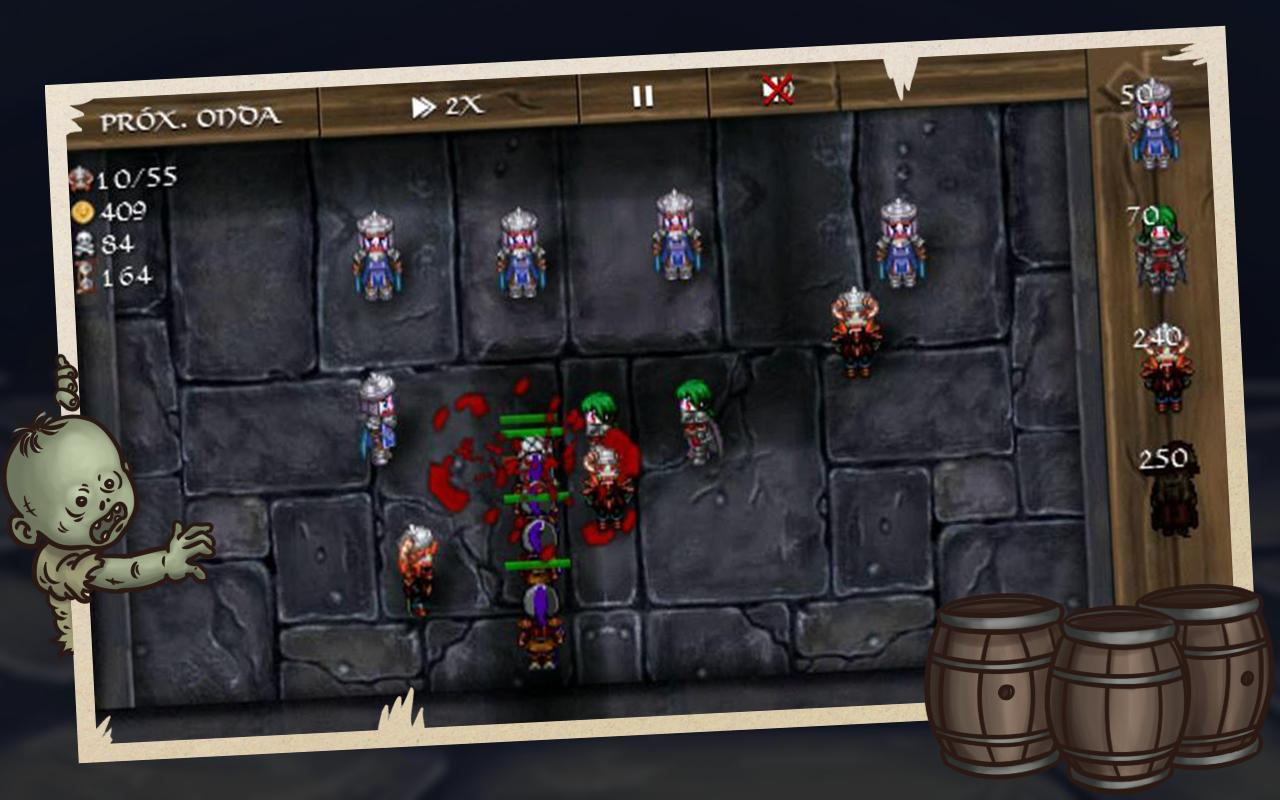 Vikings vs Zombies - screenshot