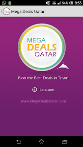 Mega Deals Qatar screenshot 0