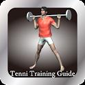 テニストレーニングガイド icon