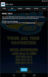 KOOL 103.5- screenshot thumbnail