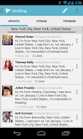 Screenshot of Holla@Me - Discover & Share