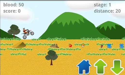 Hurry Bike - screenshot thumbnail