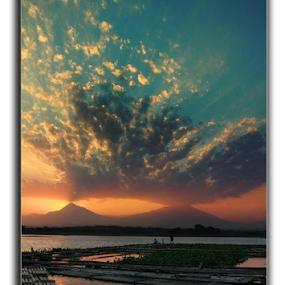 Dramatic Sky by Nugroho Kristanto - Landscapes Sunsets & Sunrises