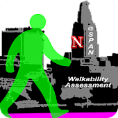 Lincoln Walkability Grader