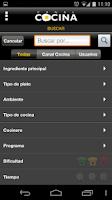 Screenshot of Canal Cocina