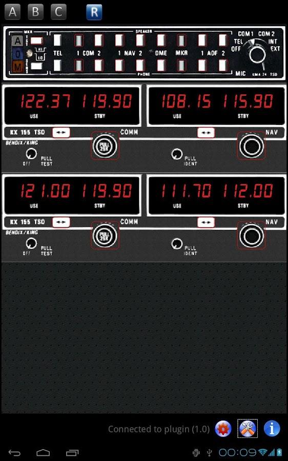 Flight Sim Remote Panel- screenshot
