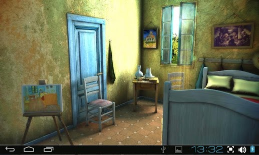 Art Alive 3D Pro lwp Screenshot