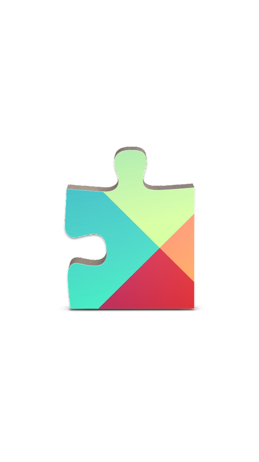 Google Play Services: screenshot