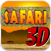 Popar Safari 3D Book