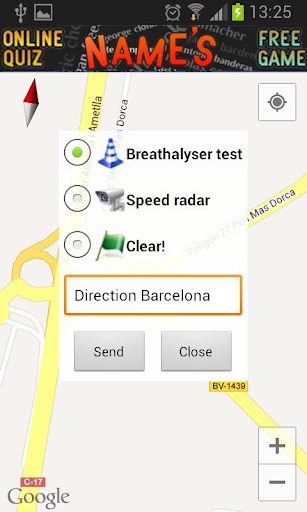 【免費通訊App】Police Scout-APP點子