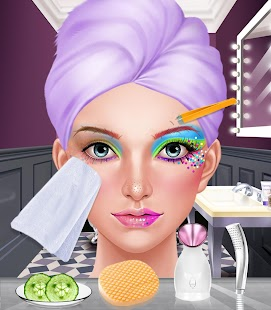 Face Paint Beauty SPA Salon- screenshot thumbnail
