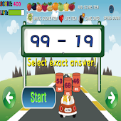 Racing Subtraction