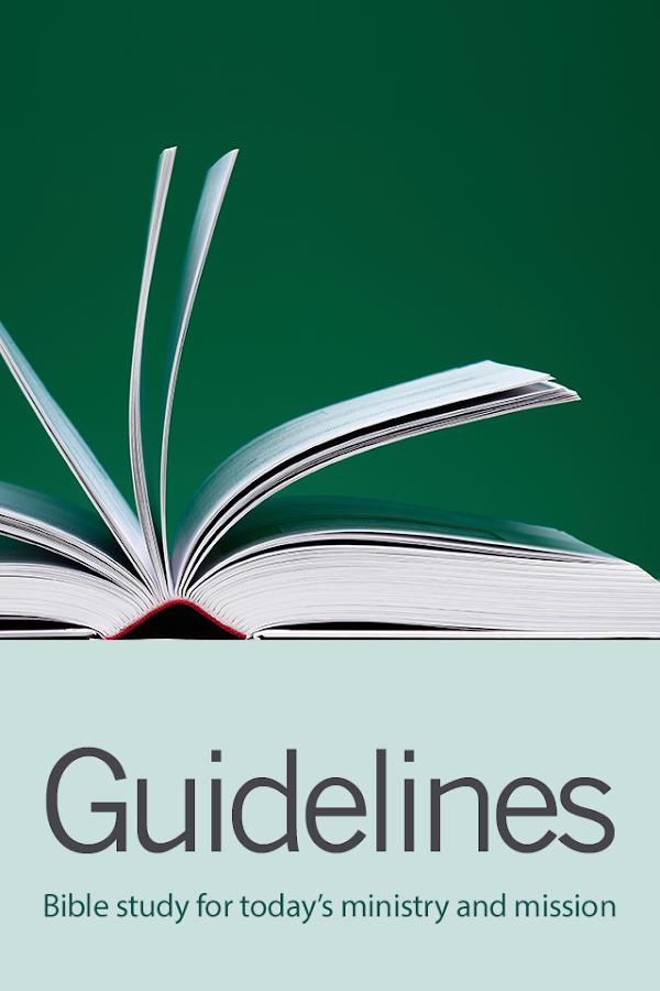 Guidelines: Bible Study - screenshot