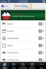 St Justin's Oran Park Skoolbag Android Education