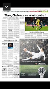 L'Equipe - Le Quotidien - screenshot thumbnail