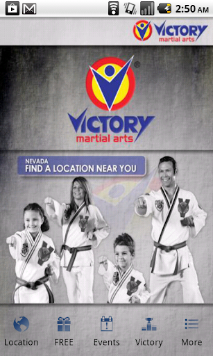 Victory Martial Arts Nevada