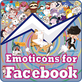 Emoticons for Facebook