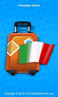 Phrasebook Italian- screenshot thumbnail