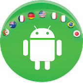 Multilingual Android App Demo