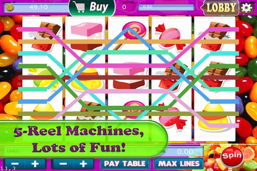Candy Slots Las Vegas Casino