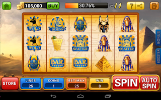 Screenshot of Slot Rush - Slot Machines