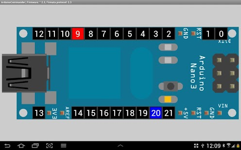 ArduinoCommander- screenshot thumbnail